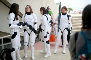 StormTroopers Femeninos
